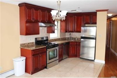 Beautiful Newly Built 6 Room Apartment With Hard Wood Floors Granite Counter Top Has 3 Bedrooms, Eik