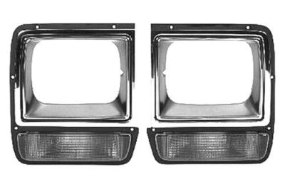 Purchase Replace CH2513135 - 86-87 Dodge Ram RH Passenger Side Headlight Door Brand New motorcycle in Tampa, Florida, US, for US $45.72