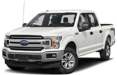 2018 Ford F-150 4WD