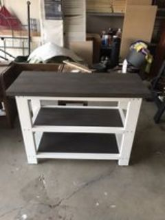 rustic small table