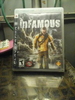 Ps3 infamous game