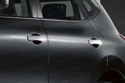 Purchase SES Trims TI-DH-170 08-11 Nissan Rogue Door Handle Covers SUV Chrome Trim 3M ABS motorcycle in Bowie, Maryland, US, for US $78.00