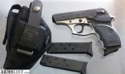 For Sale/Trade: Excellent Condition Bersa Thunder 380 CC