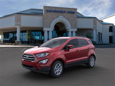2019 Ford EcoSport SE (Ruby Red Metallic)