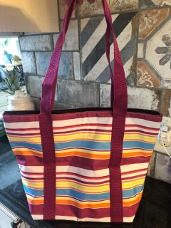 Large EUC insulated Lunch Bag