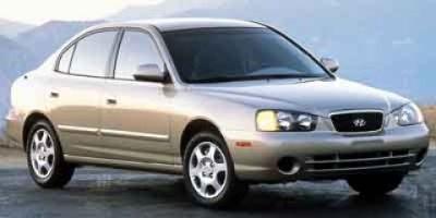 2001 Hyundai Elantra GLS (Silver)