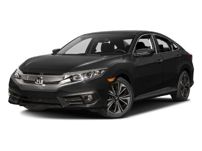 2016 Honda CIVIC SEDAN EX-L (Crystal Black Pearl)