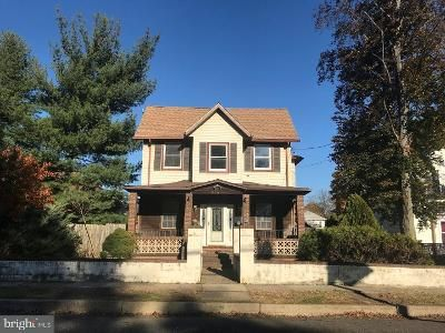 4 Bed 2 Bath Foreclosure Property in Pennsauken, NJ 08110 - Curtis Ave