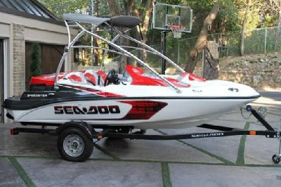 2007 Sea Doo 150 speedster supercharged boat