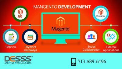Magento Development Company Houston