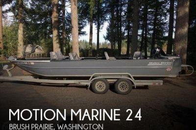 2001 Motion Outback Fishing Machine