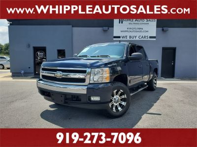 2007 Chevrolet Silverado 1500 Work Truck (Navy Blue)