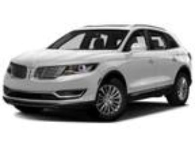 used 2017 Lincoln MKX for sale.