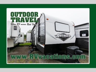 2020 PRIME TIME RV AVENGER 35RES