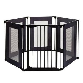 Brand New (unopened) Brooklyn Converta Play-Pen Gate w/ Mesh Panels