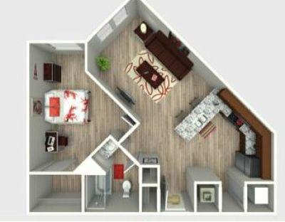 Ethos apartment - 1 bedroom