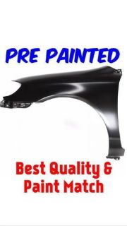 Find 2003-2008 Toyota Corolla LE & CE PRE PAINTED TO MATCH Drivers Left Front Fender motorcycle in Holland, Michigan, United States, for US $215.00