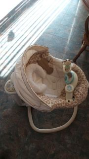 LIKE NEW BABY SWING