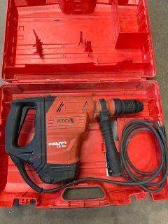 Hilti TE60 Hammer Drill