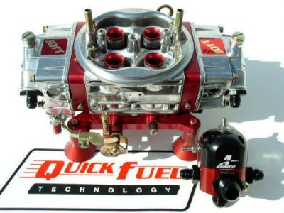 Purchase QUICK FUEL Q-750-BAN ANN MECH BLOW THROUGH DRAG RACE REGULATOR FITTING COMBO motorcycle in Lakeville, Minnesota, United States, for US $1,079.99