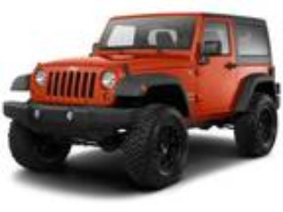 used 2010 Jeep Wrangler for sale.