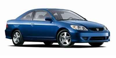 2004 Honda Civic EX (Magnesium Metallic)