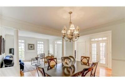 European style Buckhead House For Rent with BONUS 4th bedroom!