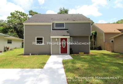3 Bedroom, 2 Bath Single Family Home!