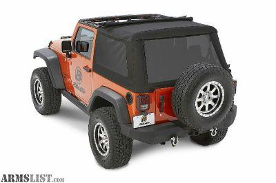 For Sale/Trade: Besttop Jeep JK Trektop NX