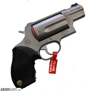 For Sale: New 45-410 Judge Public Defender 45/410 Stainless