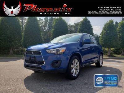 2015 Subaru (Blue)