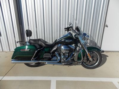 2015 Harley-Davidson Road King Touring Motorcycles Springtown, TX