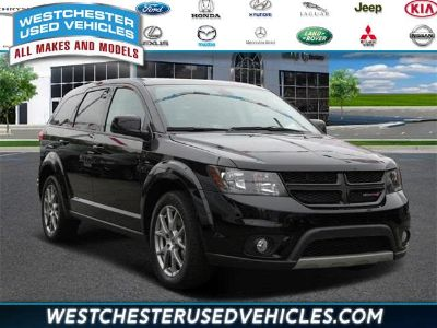 2018 Dodge Journey GT (Pitch Black Clearcoat)