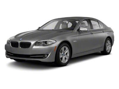 2012 BMW MDX 528i xDrive (Black)