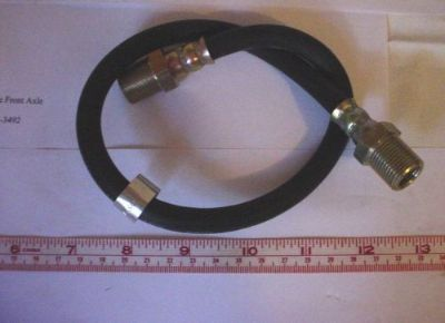 Find Brake Hose, Front Axle, 67055500, 4720-00-741-3492, 7413492, 5 Ton, Military NOS motorcycle in Midland City, Alabama, United States, for US $18.84