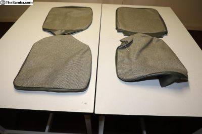 New set of So-42 Westy walk through seat covers