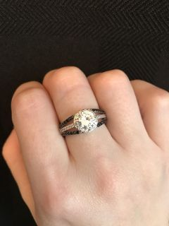 Size 7 Fragrant Jewels Ring