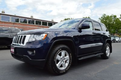 2012 Jeep Grand Cherokee Laredo (Blue)