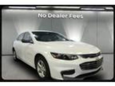 2016 CHEVROLET Malibu with 42147 miles!