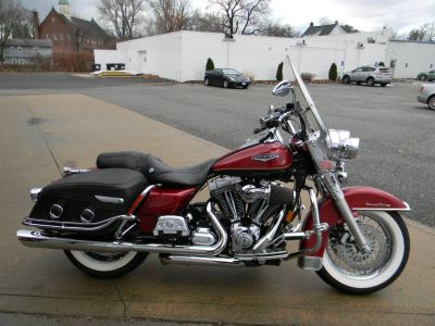 2007 Harley-Davidson FLHRC Road King Classic Touring Motorcycles Springfield, MA