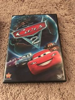 Exc Cond Cars 2 DVD
