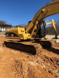 2004 Other Equipment Cat 320cl with s340b shear
