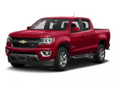 2018 Chevrolet Colorado 2WD Z71 (Red Hot)