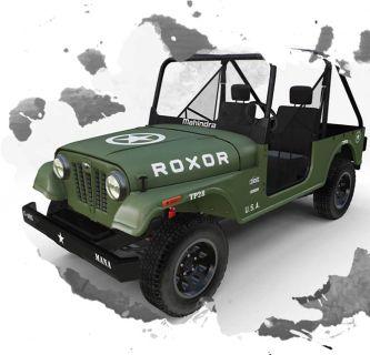 2019 Mahindra Automotive North America ROXOR Offroad Off Road Little Rock, AR