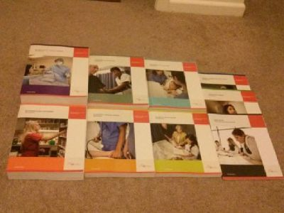 $60 OBO ATI Nursing Education Complete Set