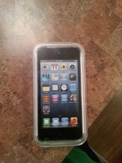 5th generation iPod touch(32 gig) - Black