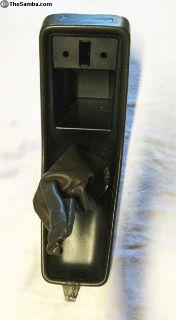 Porsche 911 Center Console