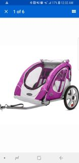 ** Looking for** Child Bike Trailer