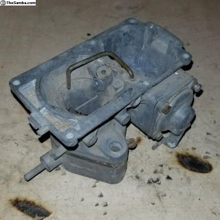 Single kadron 40 brosol solex carb carburetor
