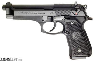 For Sale: Beretta 92FS Italy